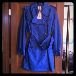 Brand new Burberry trench coat